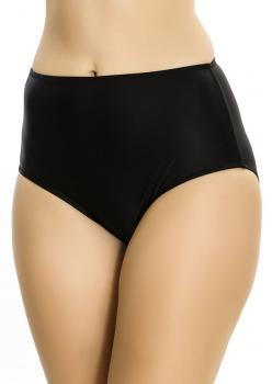 Armes Kadın Bikini Altı Yüksek Bel Siyah