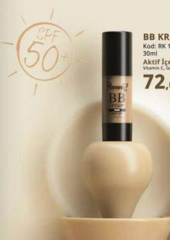HOMMLİFE BB KREM 50+ SPF 30 ML DARK