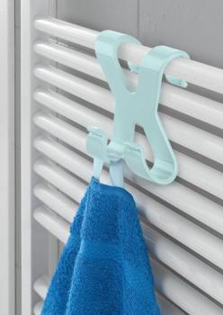 Ce-Ka Hang it Pratik Havlupan Üstü 2 Kancalı Banyo Askısı