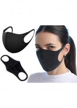 Ce-Ka Nano Yüz Maskesi Siyah