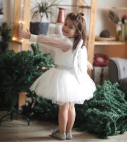 Melek Kanatlı kız çoçuk elbise