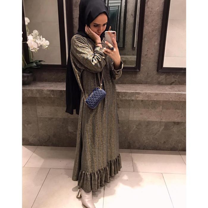 Çelik Örme Triko Elbise