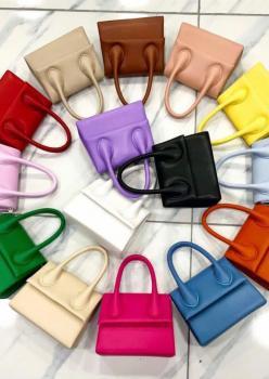 Renkli Mini Çanta  ES008