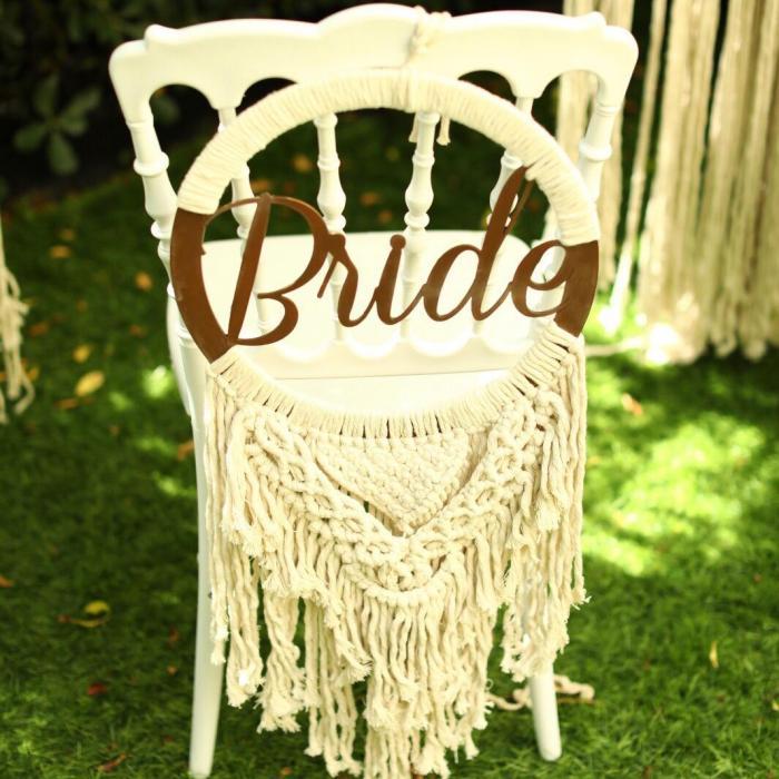 Makrome Bride