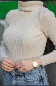 Boğazlı Bayan Kazak