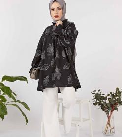 Bayan Pantolon Bluz Takım