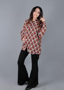 Cember Siyah İspanyol Pantolon 50201