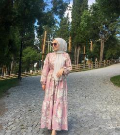 Yaprak Elbise