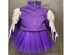 Kız Çocuk Etek Ceket Takım