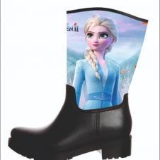 Kız Çocuk Elsalı Yağmur Botu 002