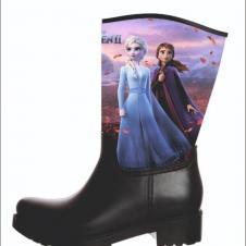 Kız Çocuk Elsalı Yağmur Botu 001