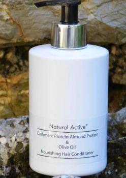 Cashmere Protein Almond Protein & Olive Oil Hair Conditioner - 350 ml