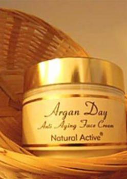 Natural Active Argan Day Anti-Aging Face-Cream