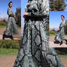 Tasarım Alya Elbise