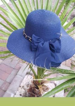 Tarz Hasır Şapka
