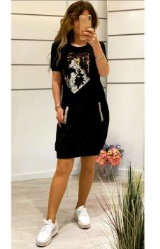 Pul Payet Detay Spor Elbise