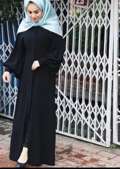 Dubai İpeği Abaya