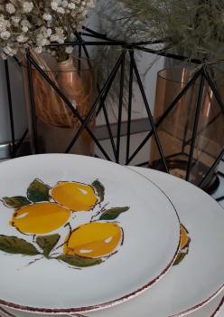 limon detay pasta tabağı