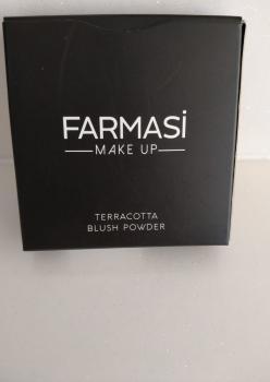 Farmasi Makeup Teracotta 14 Numara Pudra