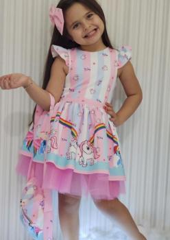 Kız Çocuk Elbise   UUB008