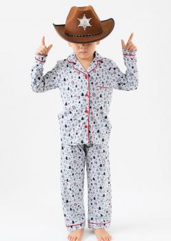 Snowy Çocuk Pijama Takımı