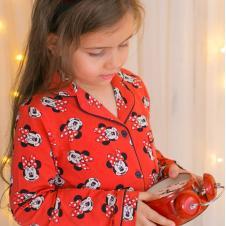 Scarlet Çocuk Pijama Takımı