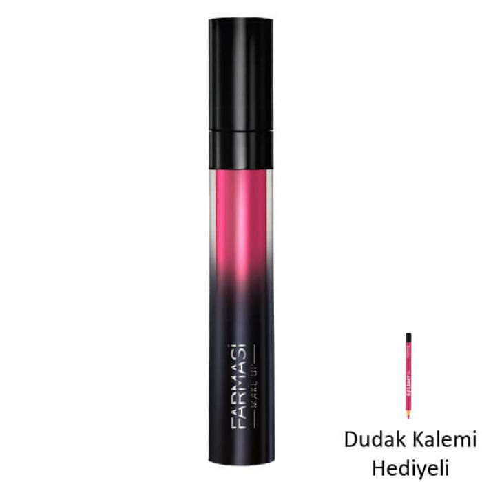 Hediyeli Ürün - FARMASİ HIGH SHINE DUDAK PARLATICISI SUGAR PINK 4 ML-05