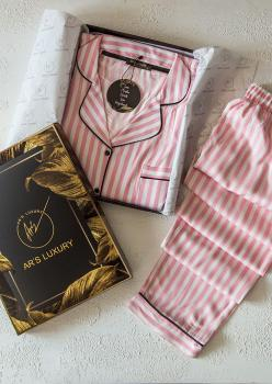 Dream Pamuk Saten Pijama Takımı