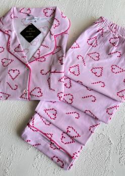 Candy Bayan Pijama Takımı