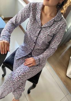 Coco Penye Bayan Pijama Takımı