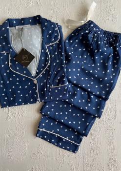 İnsta Bayan Pijama Takımı