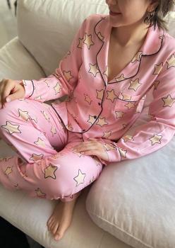 Stars Bayan Pijama Takımı
