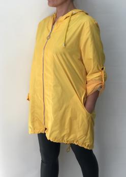 Sarı Bayan Yağmurluk