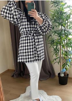 Beyaz Pantolon CC001