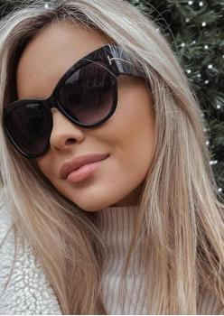 Bayan Güneş Gözlüğü UV400 Kaplamalı 007