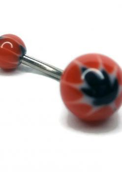 Cerrah Çelik Göbek Piercing