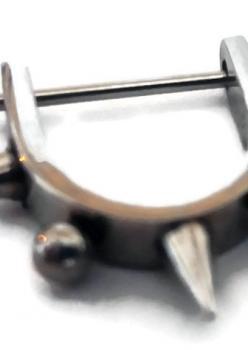 Cerrahi Çelik Göğüs Piercing