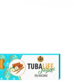 DİŞ MACUNU 100 ML TUBALİFE NATUREL