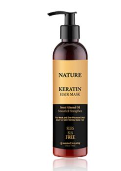 Huncalife Nature Keratin Complex Saç Maskesi 250 ml