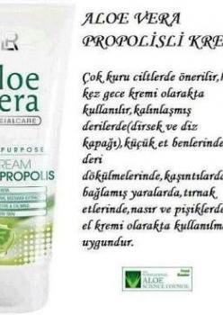 LR ALOE VERA BOX İLK YARDIM BAKIM SETİ