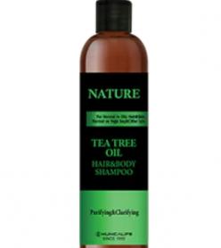 Nature Çay Ağacı Saç ve Vücut Şampuanı 350 ml