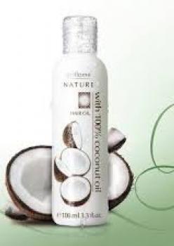 Oriflame Nature %100 Hindistan Cevizi Yağı içeren Saç Bakım Yağı